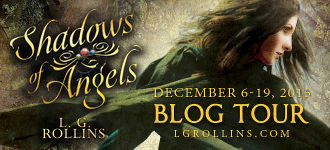 Shadows of Angels by L. G. Rollins